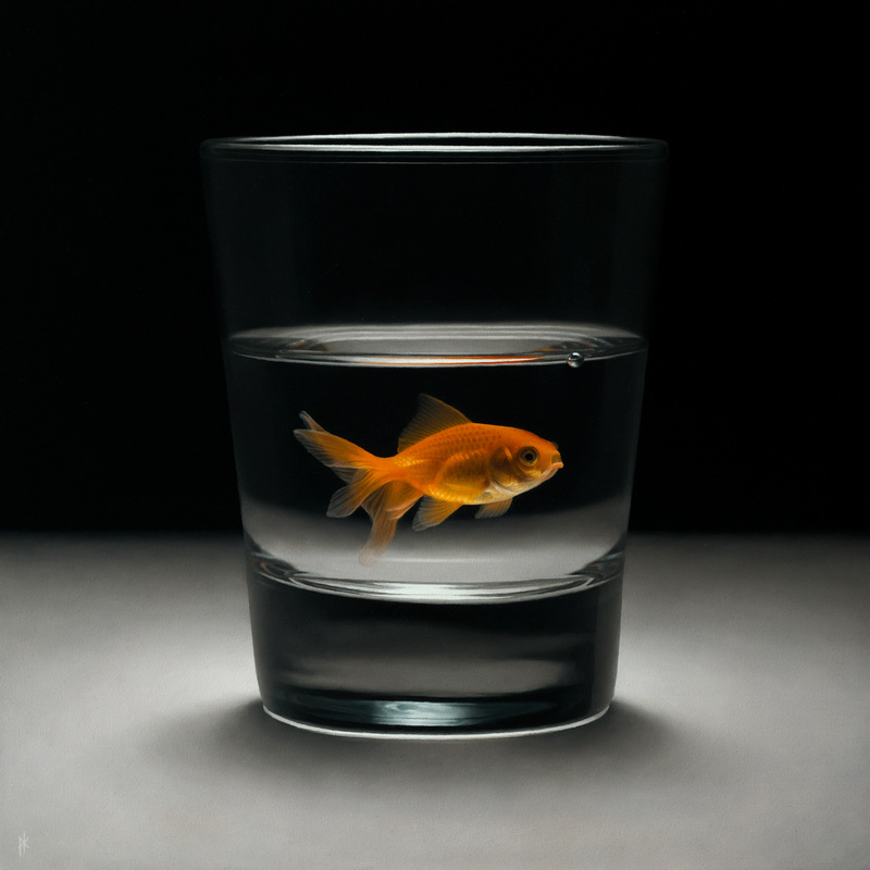 Striking Photographs That Are Actually Paintings TwistedSifter - Incredible hyper realistic paintings by patrick kramer