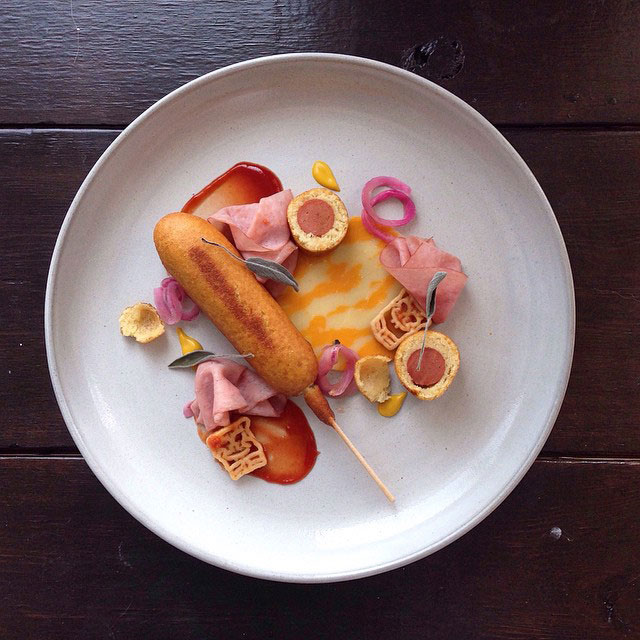 instagram chef jacques la merde Plating Junk Food Like High End Cuisine (11)