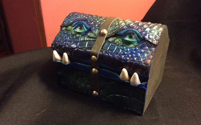 leather monster bags and boxes by mellie z fine line leather design (14)