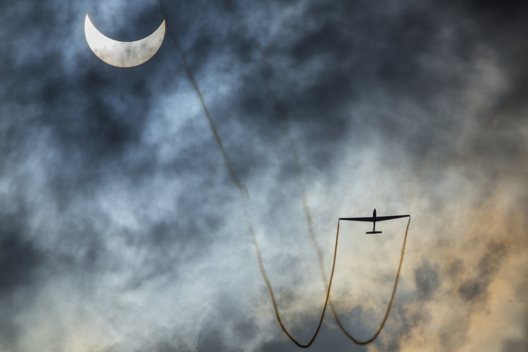 Luca Bertossio Solar Eclipse 2015 Italy
