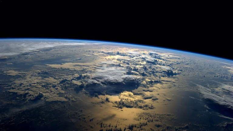 Astronaut's View from Space