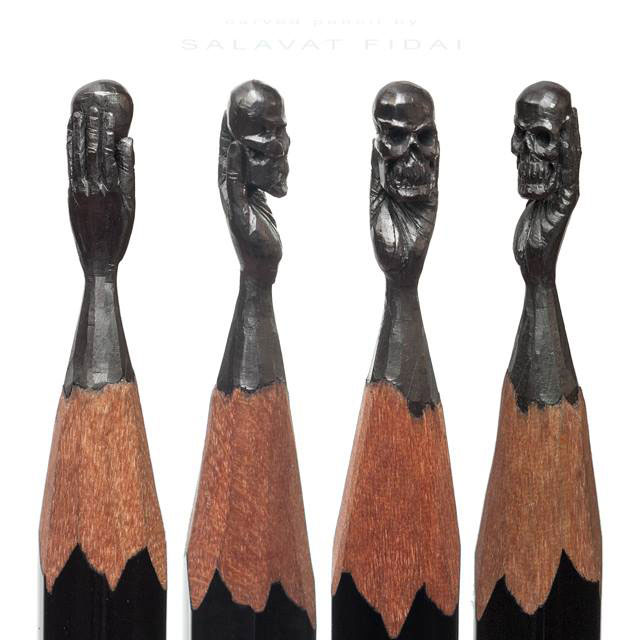 pencil tip carvings by salavat fidai (7)