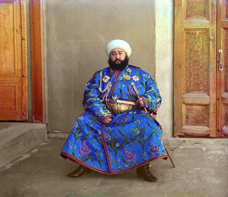Russian empire color photos