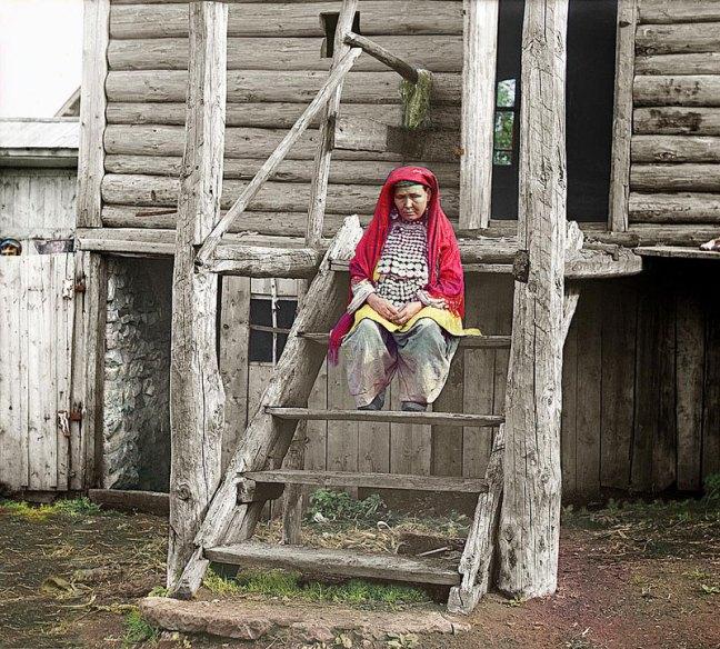 fotos raras de color del imperio ruso 1900 por sergey-Prokudin Gorsky (13)