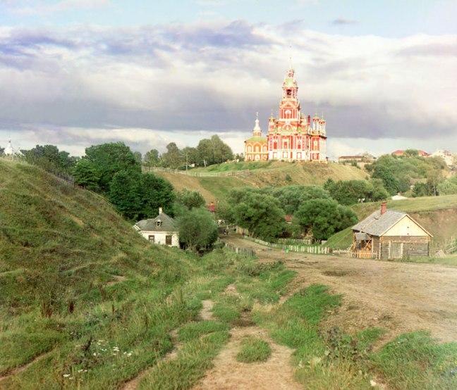 fotos raras de color del imperio ruso 1900 por sergey-Prokudin Gorsky (14)