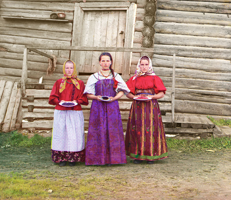 30 Rare Color Photos of the Russian Empire from 100 Years Ago Russian empire color photos