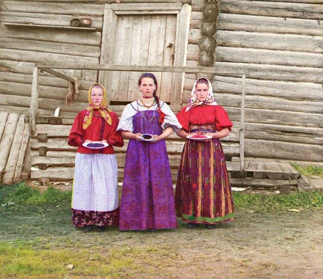fotos a color raras del imperio ruso 1900 por sergey Prokudin-Gorsky (5)