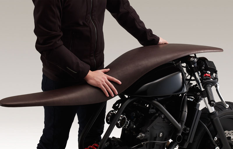 root 05 l Yamaha Design Teams Swap Roles, Build Crazy Versions of Each Others Products