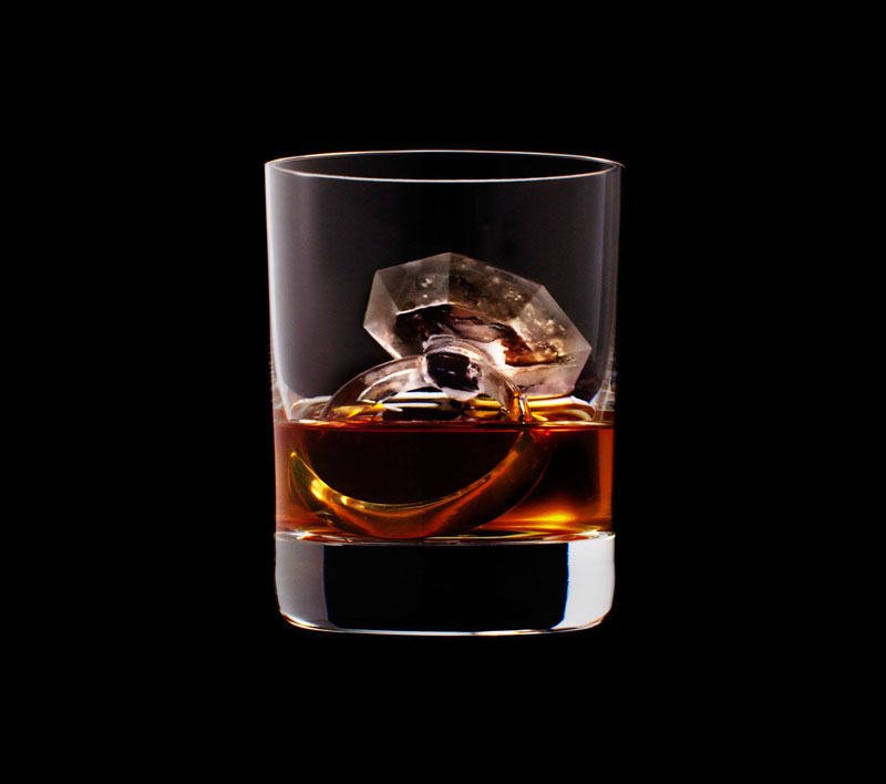 suntory whisky tbwa hakuhodo cnc milled ice cubes 3d (1)