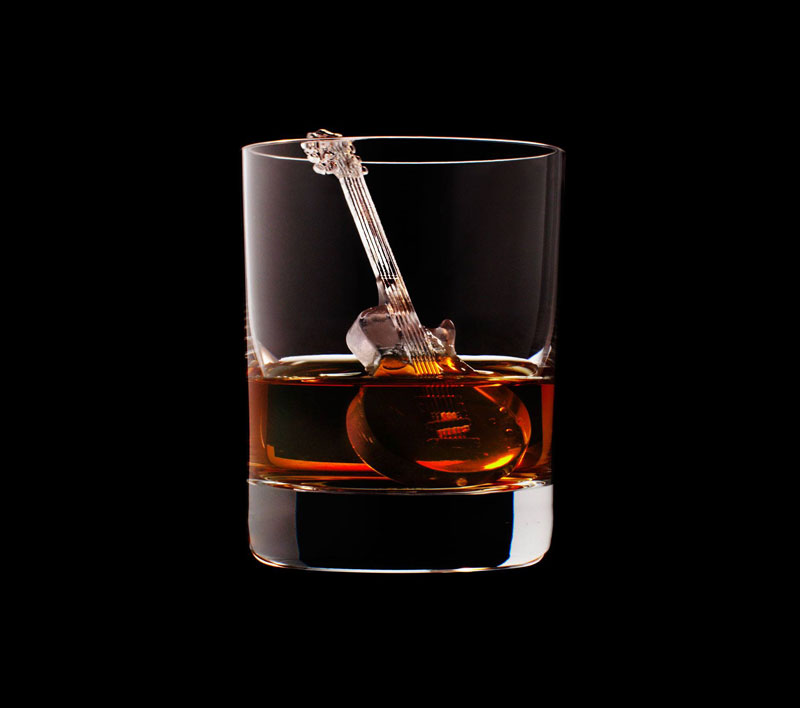 suntory whisky tbwa hakuhodo cnc milled ice cubes 3d (14)