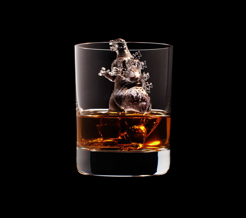 suntory whisky tbwa hakuhodo cnc milled ice cubes 3d (15)