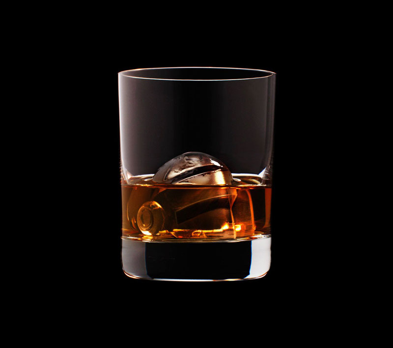 suntory whisky tbwa hakuhodo cnc milled ice cubes 3d (16)