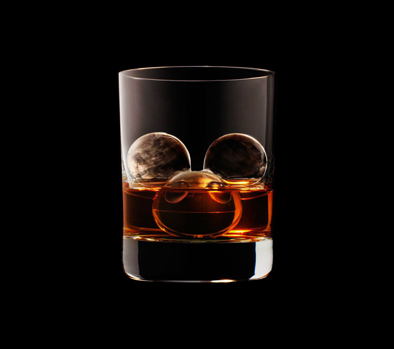 suntory whisky tbwa hakuhodo cnc milled ice cubes 3d (20)