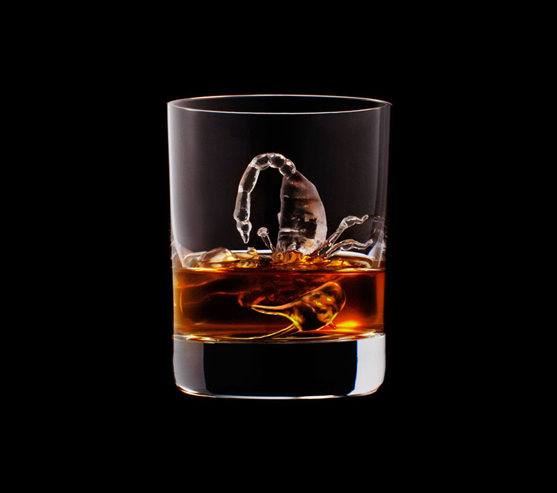 suntory whisky tbwa hakuhodo cnc milled ice cubes 3d (23)