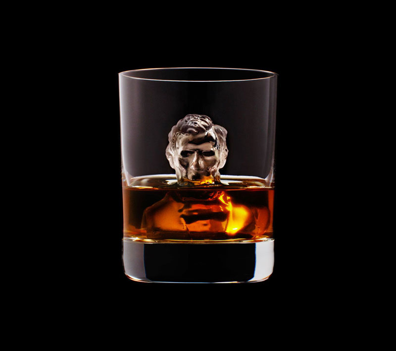 suntory whisky tbwa hakuhodo cnc milled ice cubes 3d (3)
