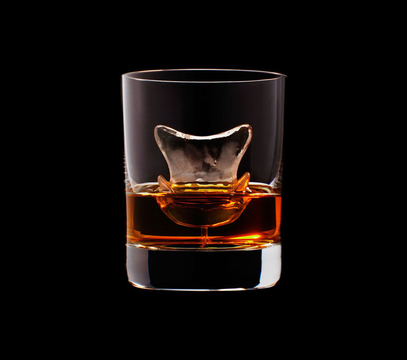 suntory whisky tbwa hakuhodo cnc milled ice cubes 3d (4)