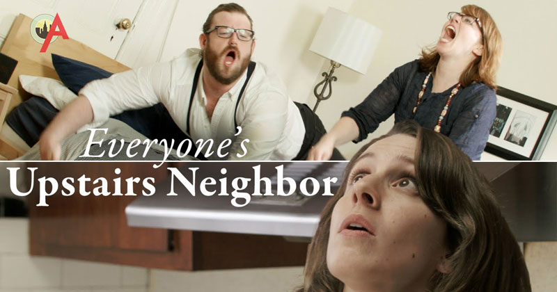 An Interview With Everyone's UpstairsNeighbor