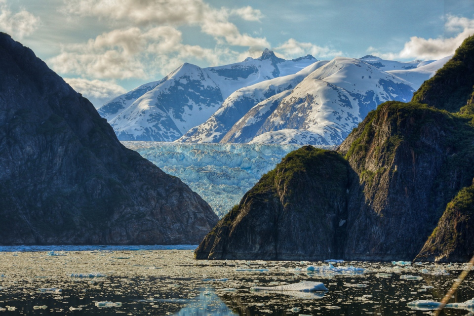 tracy arm fjord alaska levels of nature by john cobb The Top 50 Pictures of the Day for 2015