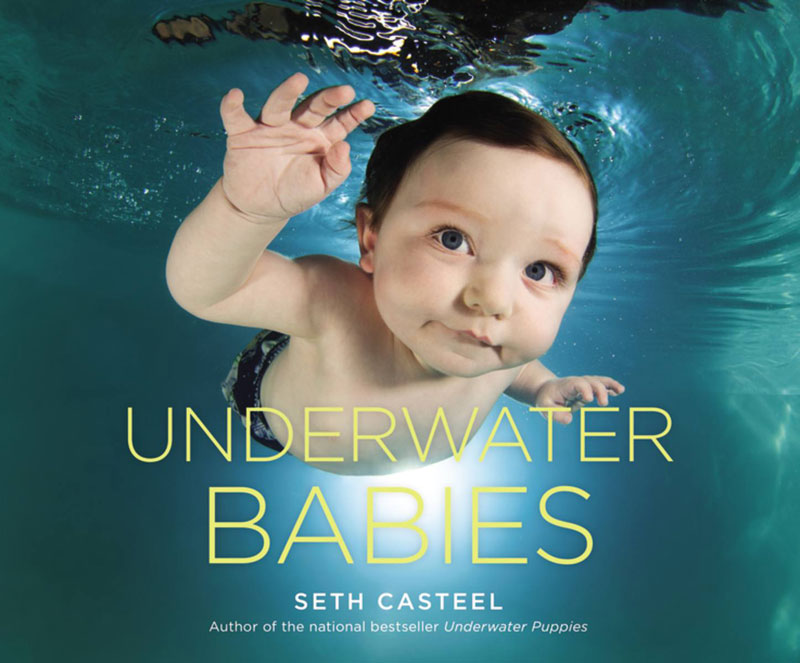Underwater Photos of Babies Exploring a Brand New World seth casteel (6)