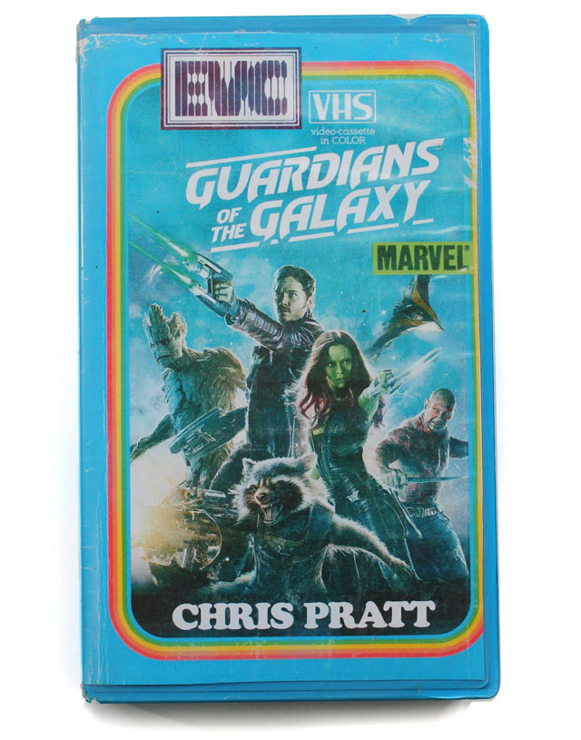 vhs covers of modern movies and tv shows (11)