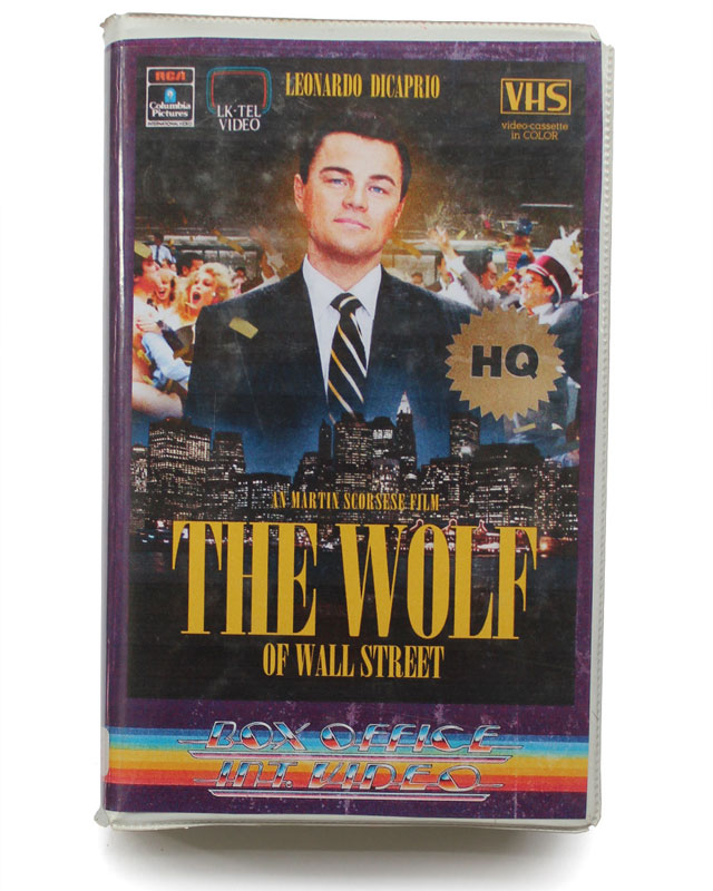 vhs covers of modern movies and tv shows (7)