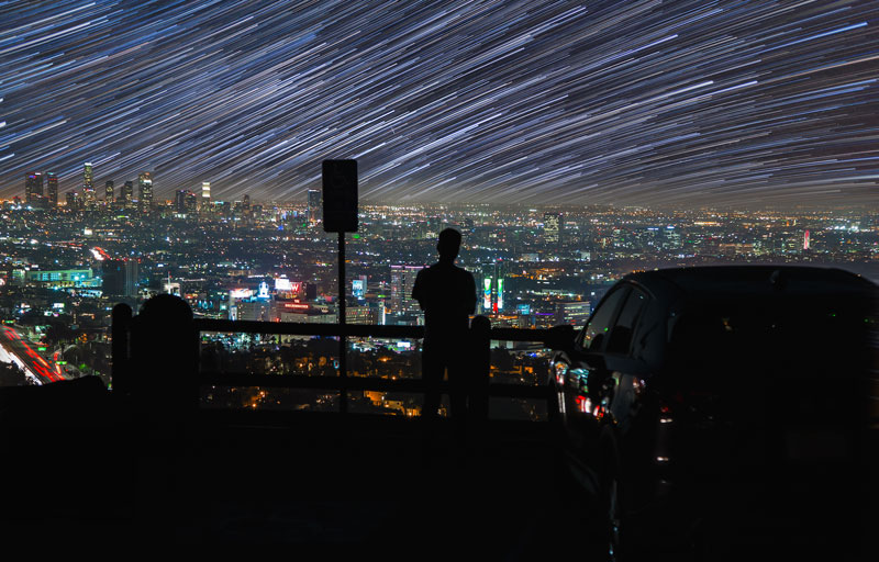 what the night sky would look like with no light pollution (11)