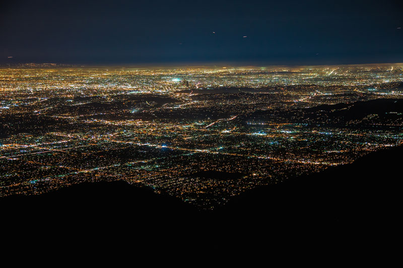 what the night sky would look like with no light pollution (6)