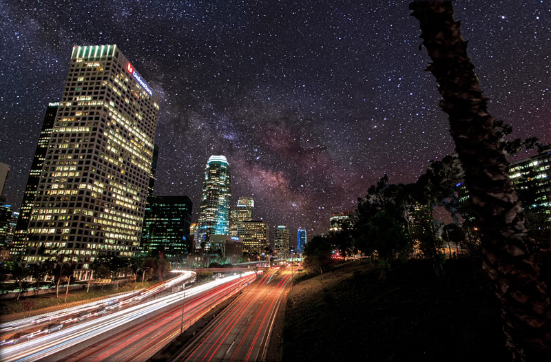 what the night sky would look like with no light pollution (7)