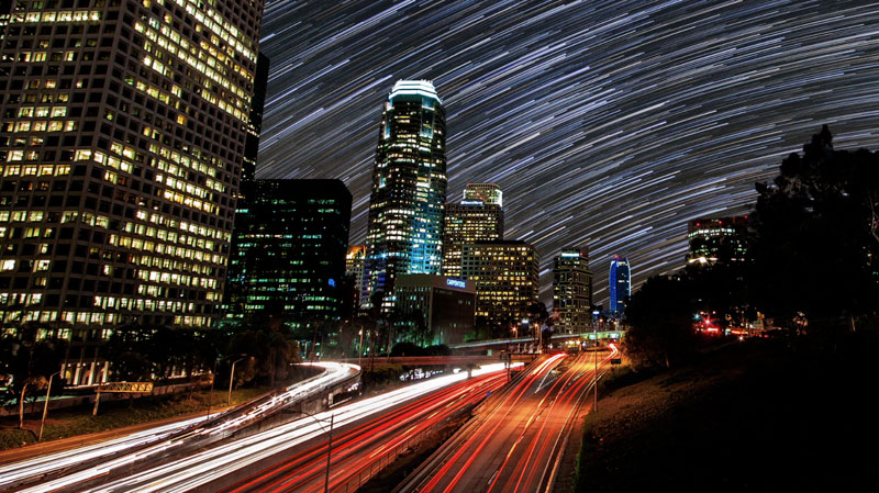what the night sky would look like with no light pollution (8)