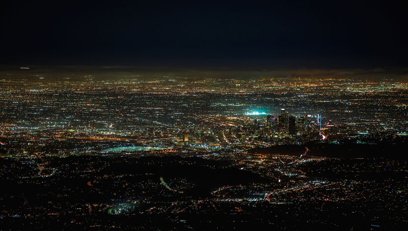 what the night sky would look like with no light pollution (9)
