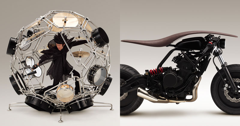 Yamaha Design Teams Swap Roles, Build Crazy Versions of Each Other's Products