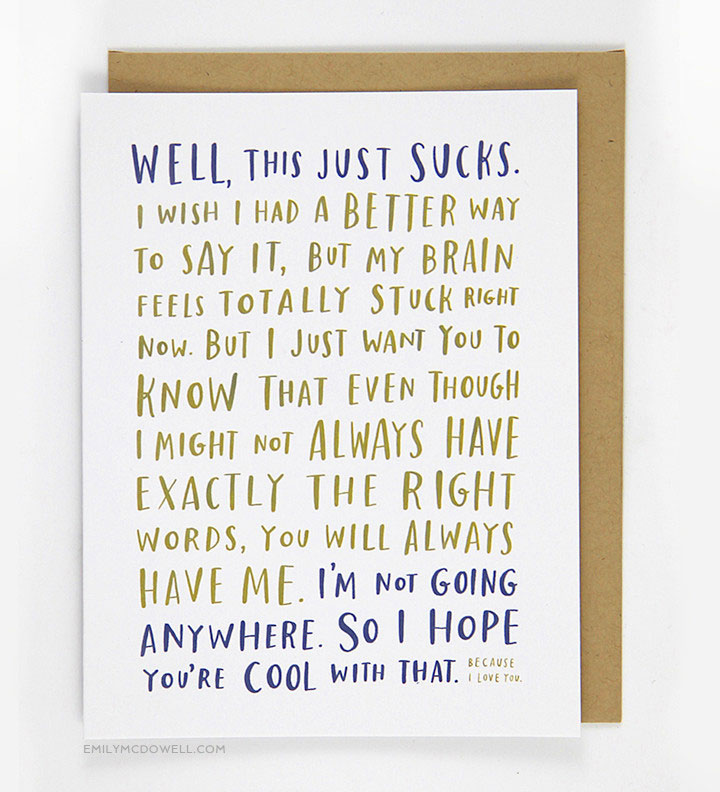 Cancer Survivor emily mcdowell Designs Get Well Soon Cards That Don't Suck (1)