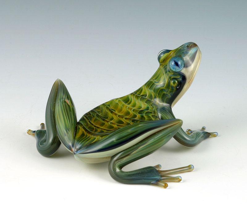 glass blown animal sculptures by scott bisson (3)