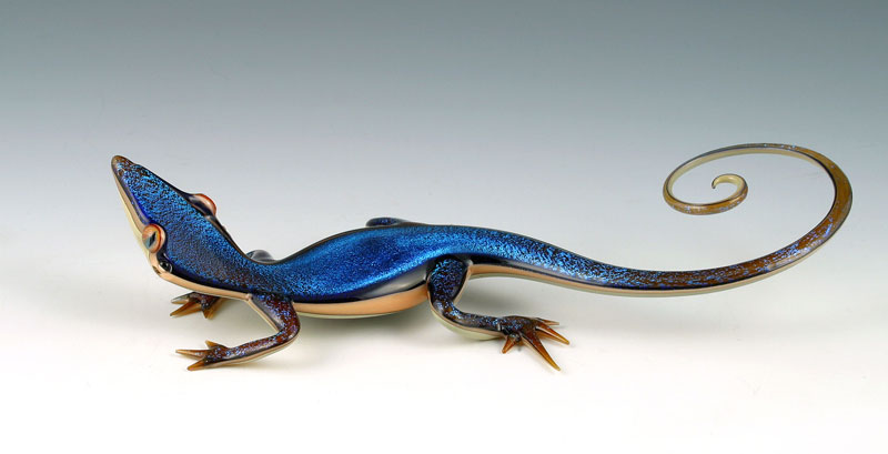 glass blown animal sculptures by scott bisson (4)