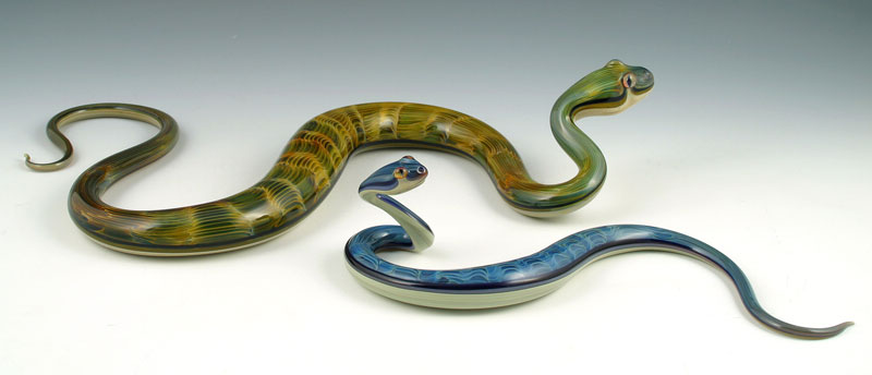 glass blown animal sculptures by scott bisson (6)
