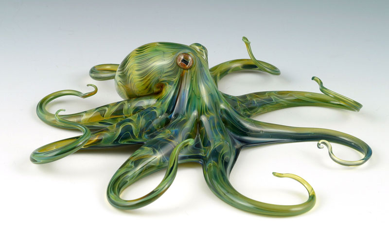 glass blown animal sculptures by scott bisson (8)
