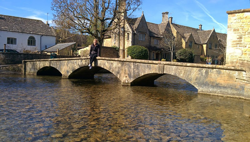 model model model model village bourton-on-the-water cotswold gloucestershire england (1)
