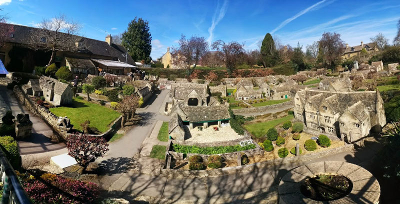 model model model model village bourton-on-the-water cotswold gloucestershire england (4)