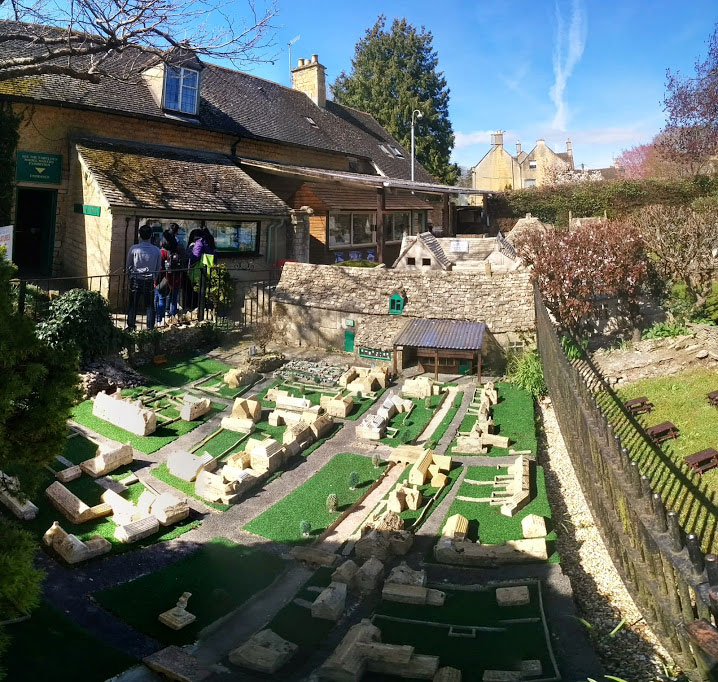 model model model model village bourton-on-the-water cotswold gloucestershire england (5)