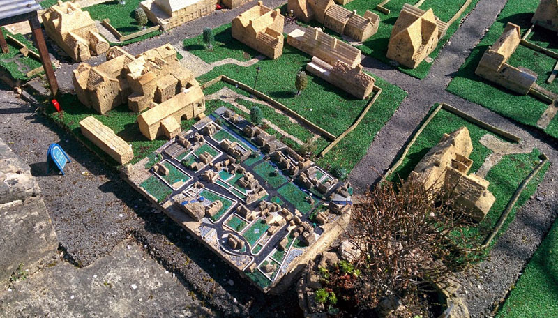 model model model model village bourton-on-the-water cotswold gloucestershire england (7)