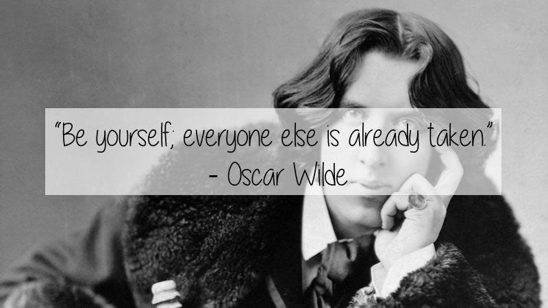 oscar wilde quote 23 Thought Provoking Quotes by Historys Favorite Writers
