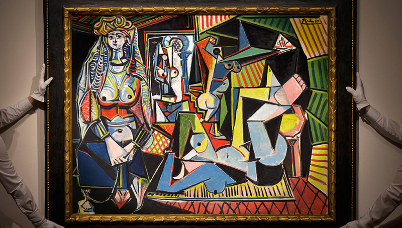 Picture of the Day: The Most Expensive Artwork Ever Sold atAuction