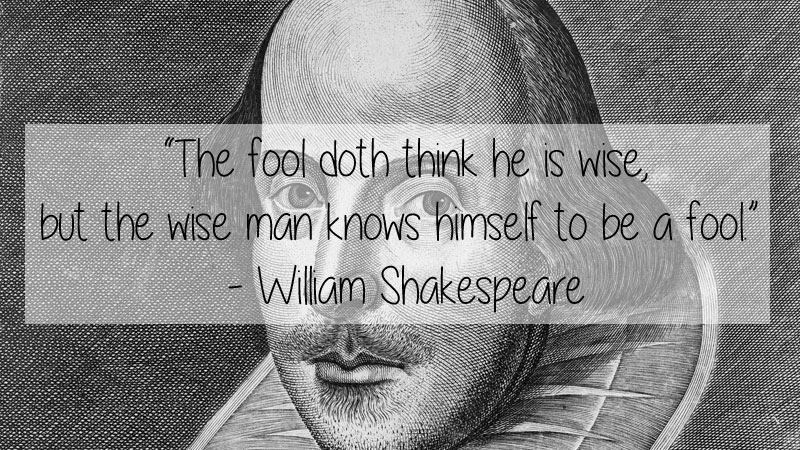 shakespeare quote 23 Thought Provoking Quotes by Historys Favorite Writers