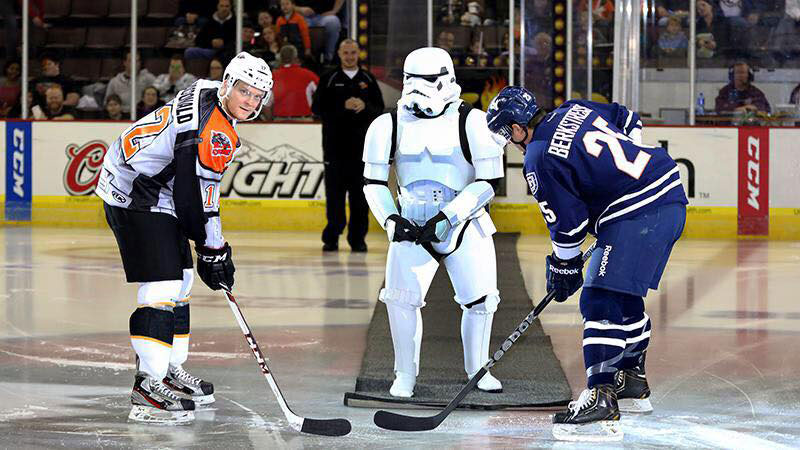 stormtrooper puck drop