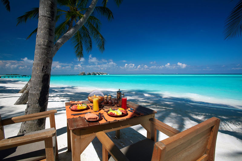 This maldives resort was just named tripadvisor s best for Mejores resorts maldives