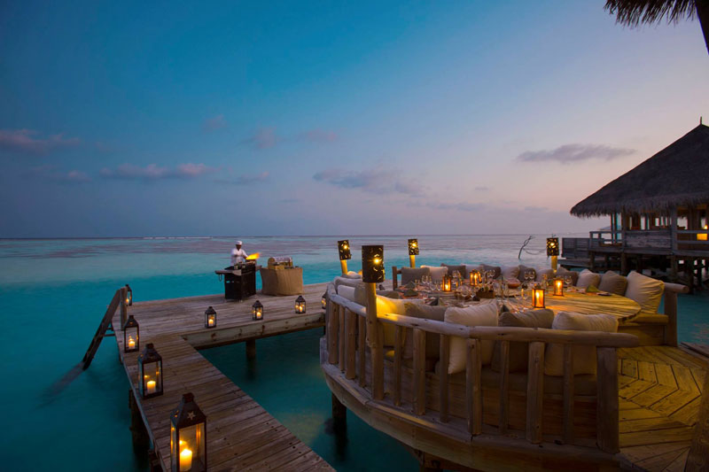 This maldives resort was just named tripadvisor s best for Hoteles en el agua maldivas
