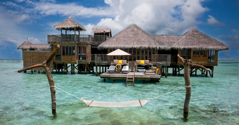 This Maldives Resort Was Just Named TripAdvisor's Best Hotel of2015