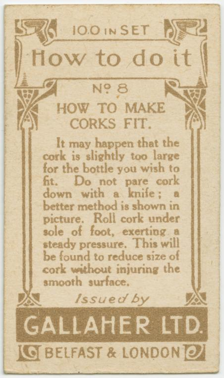 vintage life hacks from the 1900s (10)