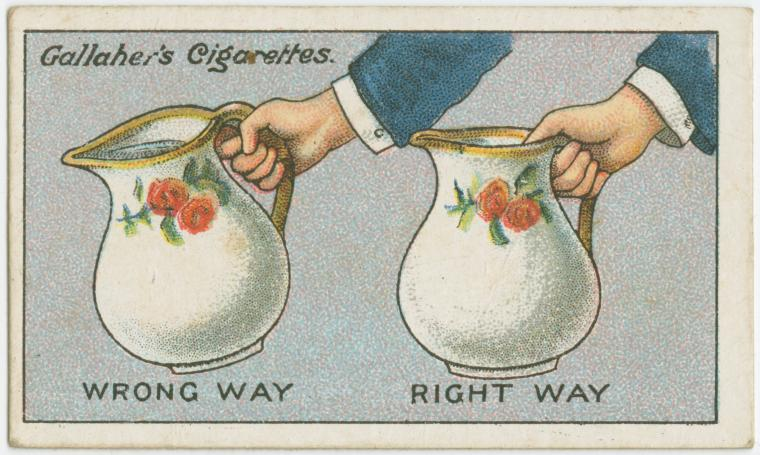 vintage life hacks from the 1900s (35)