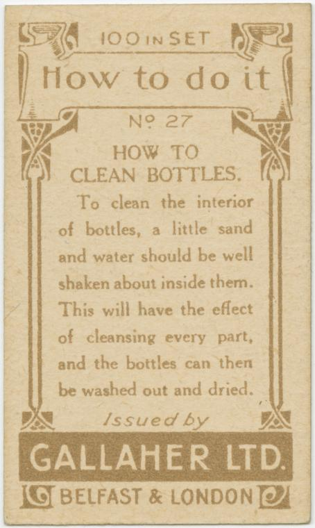 vintage life hacks from the 1900s (38)